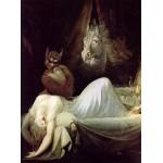 Puzzle  Grafika-00471 Henry Fuseli: Le Cauchemar, 1790-1791
