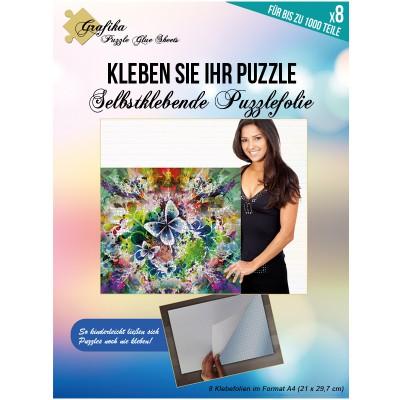 Grafika-00533 Puzzle-Klebefolie für 1000 Teile