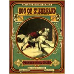 Puzzle  Grafika-00559 McLoughlin Bros: Couverture de Dog of St. Bernard , 1870