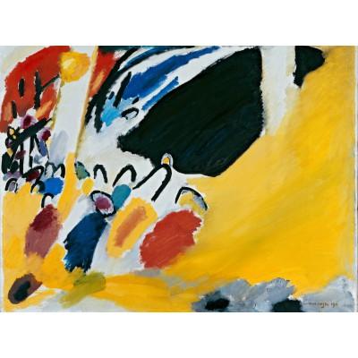 Puzzle  Grafika-00584 Wassily Kandinsky: Impression III (Concert), 1911