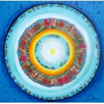 Puzzle  Grafika-00676 Anne Poiré & Patrick Guallino - Mandala du bonheur