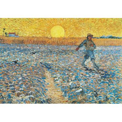 Puzzle Grafika-00693 Van Gogh: Der Säer, 1888