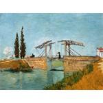 Puzzle  Grafika-00719 Vincent van Gogh, 1888