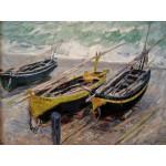Puzzle  Grafika-00732 Claude Monet: 1886