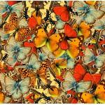Puzzle  Grafika-00797 Schmetterlingsschwarm