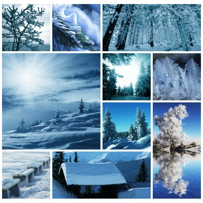 Puzzle  Grafika-00803 Schnee