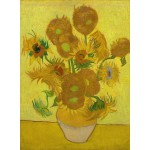 Puzzle  Grafika-00859 Van Gogh: Sonnenblumen,1887