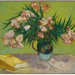 Puzzle  Grafika-00864 Van Gogh: Oleanders,1888