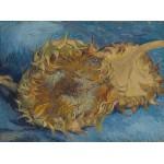 Puzzle  Grafika-00867 Van Gogh: Die Sonnenblumen, 1887