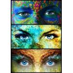 Puzzle  Grafika-00877 Women Eyes