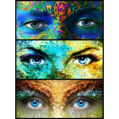 Puzzle  Grafika-00878 Women Eyes
