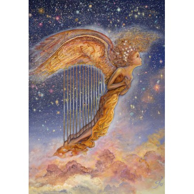 Puzzle  Grafika-00931 Harp Angel