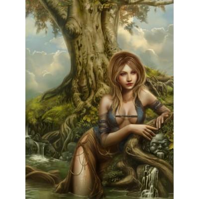 Puzzle  Grafika-01033 Fountain of Oblivion
