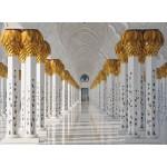 Puzzle  Grafika-01093 Die Scheich-Zayid-Moschee, Abu Dhabi