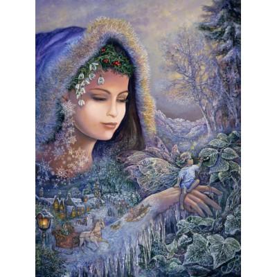 Puzzle Grafika-01111 Spirit of Winter