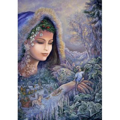 Puzzle  Grafika-01112 Spirit of Winter