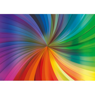 Puzzle Grafika-01120 Regenbogen