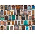 Puzzle  Grafika-01138 Türen