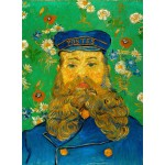 Puzzle  Grafika-01171 Vincent van Gogh: Portrait of Joseph Roulin, 1889