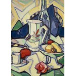 Puzzle  Grafika-01175 Samuel John Peploe: Still Life, 1913