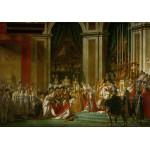 Puzzle  Grafika-01196 Jacques-Louis David: Die Krönung Napoleons I, 1805-1807