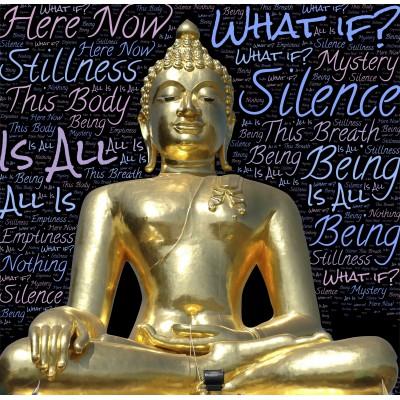 Puzzle  Grafika-01245 Buddha