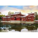 Puzzle  Grafika-01248 Byodo-In-Tempel in Kyoto, Japan