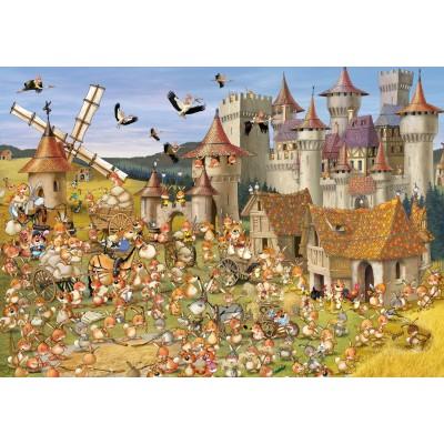 Puzzle  Grafika-01428 François Ruyer