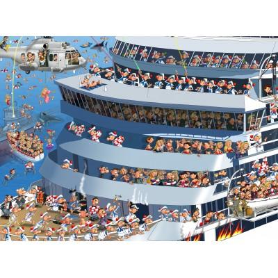 Puzzle  Grafika-01429 François Ruyer