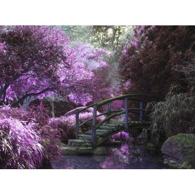 Puzzle Grafika-01498 Zen-Brücke
