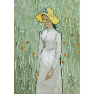 Puzzle  Grafika-01514 Vincent Van Gogh - Girl in White, 1890