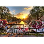 Puzzle  Grafika-01568 Amsterdam