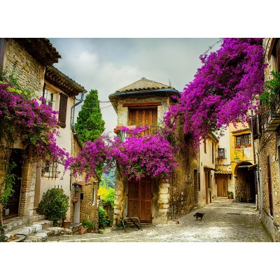 Puzzle Grafika-01575 Provence, Frankreich