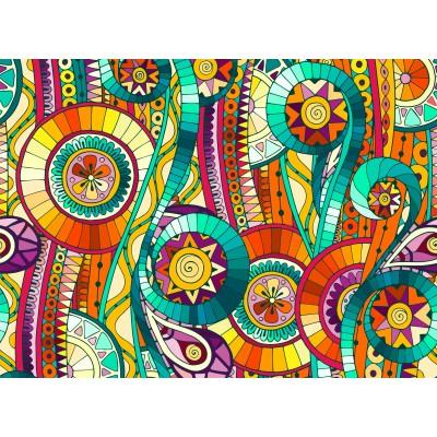 Puzzle  Grafika-01580 Abstrakte Kunst