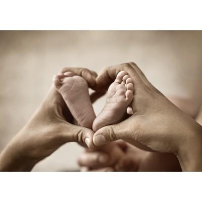Puzzle  Grafika-01615 Konrad Bak: Baby Love