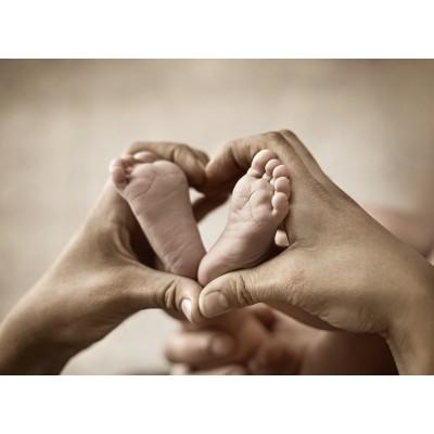 Puzzle  Grafika-01616 Konrad Bak: Baby Love
