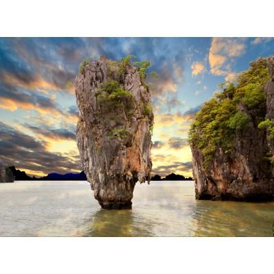 Puzzle  Grafika-01681 Phuket, Thailand