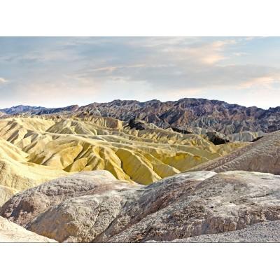 Puzzle  Grafika-01682 Death Valley, Kalifornien, USA