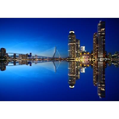 Puzzle  Grafika-01689 Rotterdam