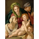 Puzzle  Grafika-01703 Agnolo Bronzino: The Holy Family, 1527/1528