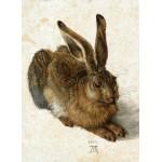 Puzzle  Grafika-01712 Albrecht Dürer - Der Hase, 1502