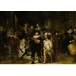 Puzzle  Grafika-01732 Rembrandt - Die Nachtwache, 1642