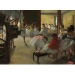 Puzzle  Grafika-01761 Edgar Degas: The Dance Class, 1873