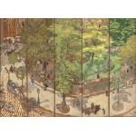 Puzzle  Grafika-01788 Edouard Vuillard : Square Vintimille, 1911