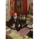 Puzzle  Grafika-01805 Edouard Vuillard: Théodore Duret, 1912