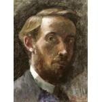 Puzzle  Grafika-01808 Edouard Vuillard: Self-Portrait, Aged 21, 1889