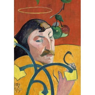 Puzzle  Grafika-01822 Paul Gauguin: Self-Portrait, 1889