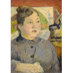 Puzzle  Grafika-01845 Paul Gauguin: Madame Alexandre Kohler, 1887-1888