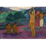 Puzzle  Grafika-01851 Paul Gauguin: The Invocation, 1903