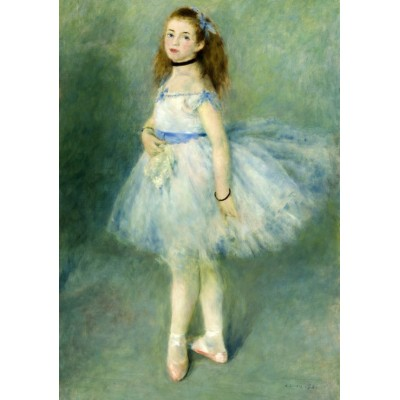 Puzzle  Grafika-01862 Auguste Renoir: The Dancer, 1874